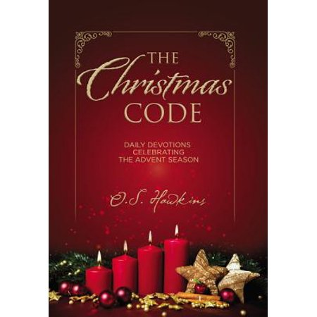 Stamp Booklet Cover (The Christmas Code Booklet)