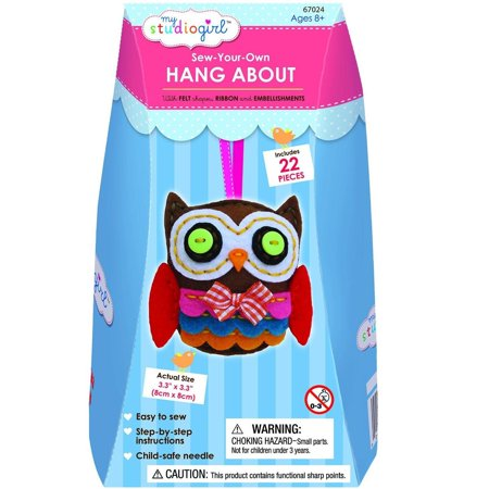 Make Your Own Diploma (Make Your Own Hang About Owl Craft Kit by My Studio Girl)