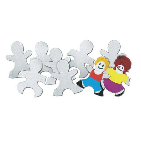 Roylco R52024 Roylco Kid Puzzle Pieces - 4.5 in. x 6 in. - 24-pkg - image 1 de 1
