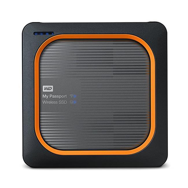 Western Digital WDBAMJ0020BGY-NESN 2TB My Passport Wireless SSD - image 1 of 1