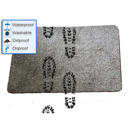 Magic Super Absorbent Cleaning Fast Drying Step Mats - Non Slip Door Mat 18