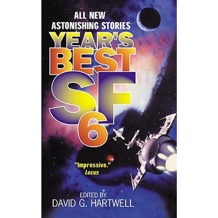 Year's Best SF 6 - eBook - Best Sf Bars For Halloween
