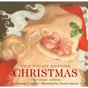 The Night Before Christmas (Miniature Edition) : The Classic Edition