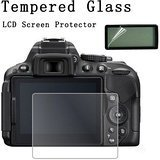 Canon 70D 80D LCD Tempered Glass Screen Protector, Wpeng Optical 9H Hardness 0.3mm Ultra_Thin DSLR Camera Tempered Glass
