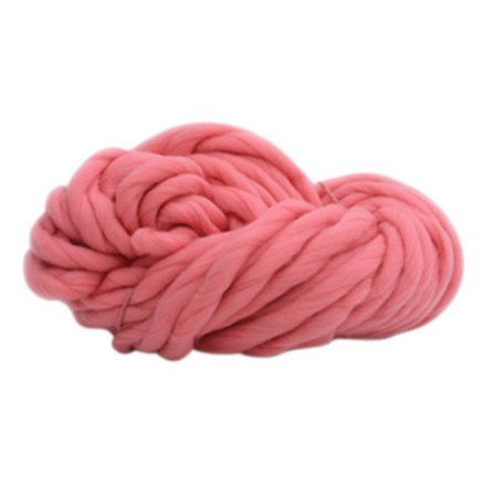 Chunky Wool Yarn Super Soft Bulky Arm Knitting Roving Crocheting