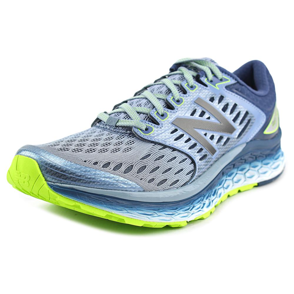 New Balance Men's Running Shoes Fresh Foam 1080V6 Grey Green Size 11