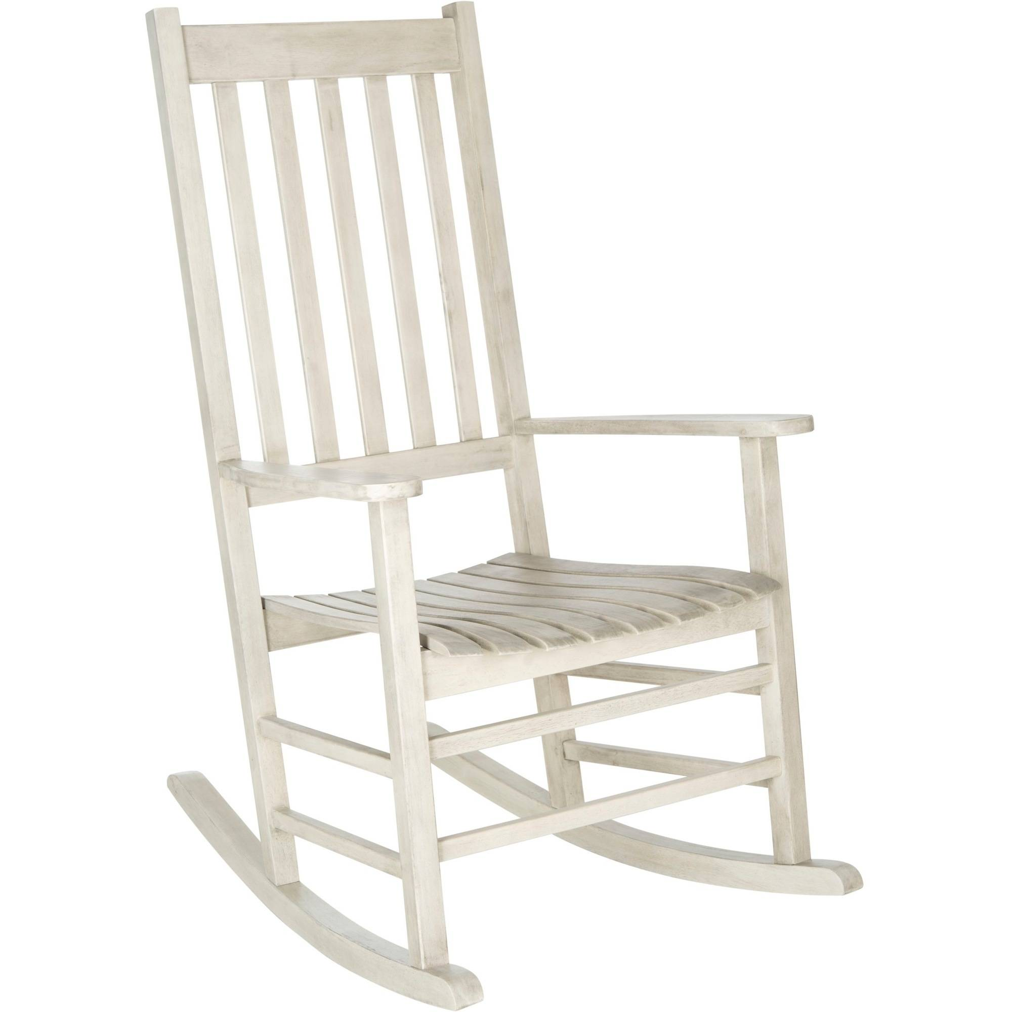 Safavieh Shasta Outdoor Rocking Chair Multiple Colors Walmart