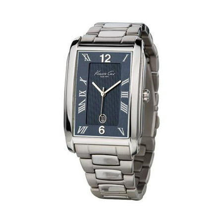 Kenneth Cole New York Silver Dial Watch - New York Mens Watch KC3805