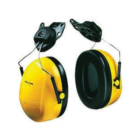 3M Peltor Optime 98 Helmet Mount Earmuffs