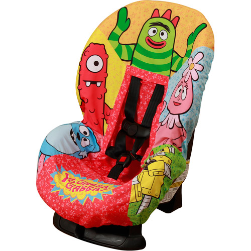 Yo Gabba Gabba - Car Seat Cover