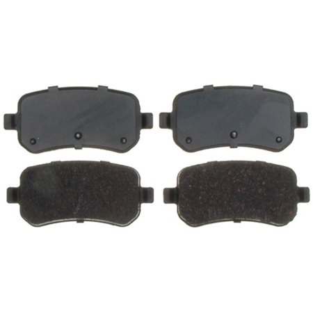 Raybestos Brakes SGD1021C Brake Pad Service Grade OE Replacement; Ceramic - image 1 de 1