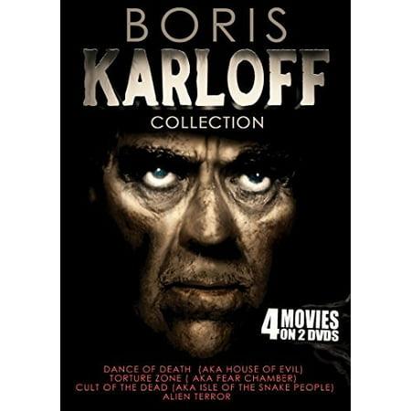 Boris Karloff Collection (DVD)](Boris Karloff Halloween)