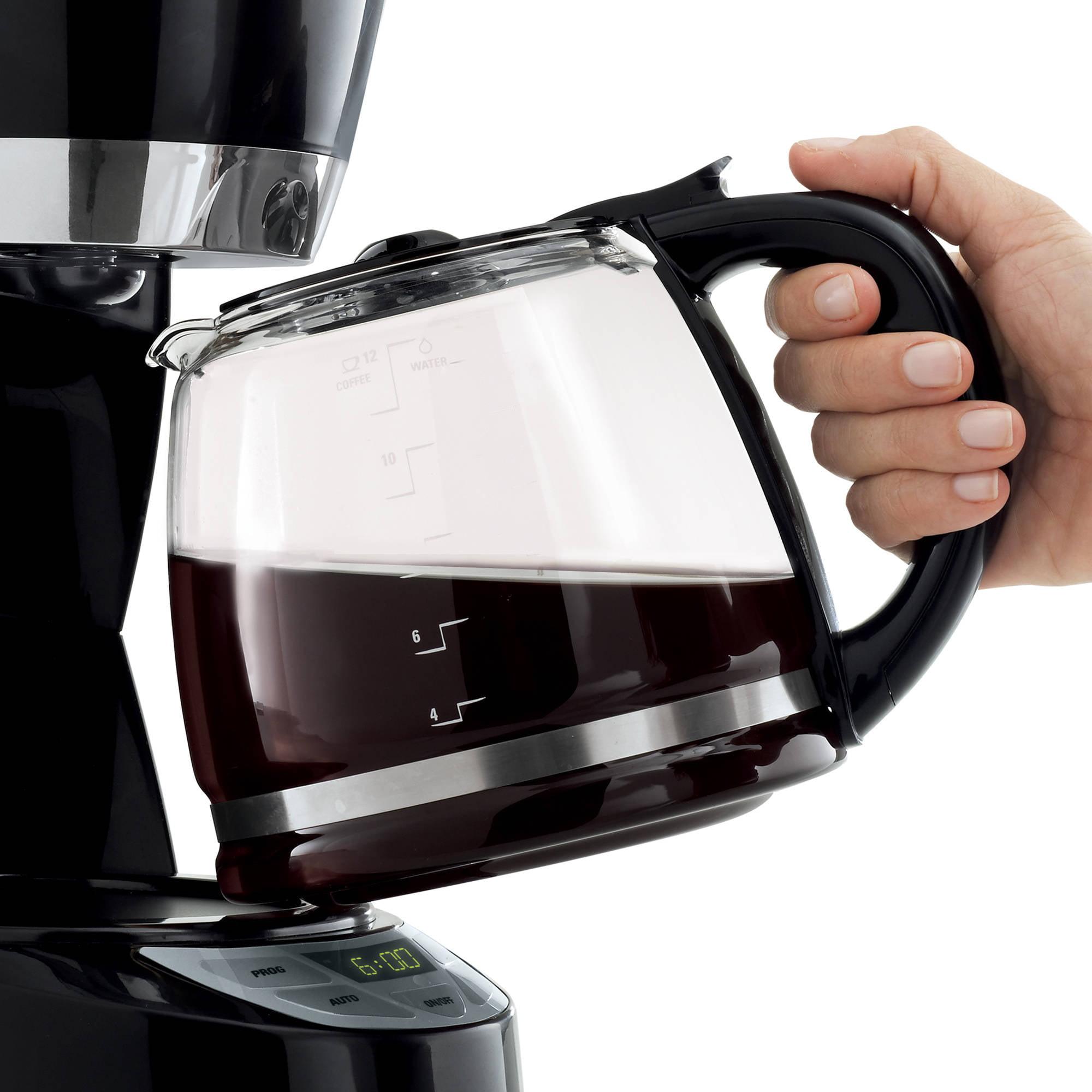 black decker coffee machine