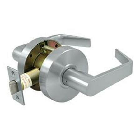 26d Metal (Deltana CL501EVC-26D Grade 2 Commercial Passage Standard Clarendon, Satin Chrome - Steel &)