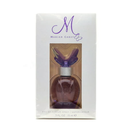Mariah Carey M Women Eau De Parfum Spray, Mini,  0.5 Ounce