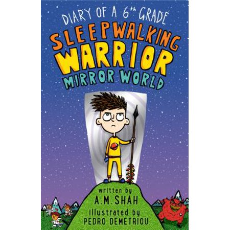 Diary of a 6th Grade Sleepwalking Warrior - eBook](Halloween Art 6th Grade)