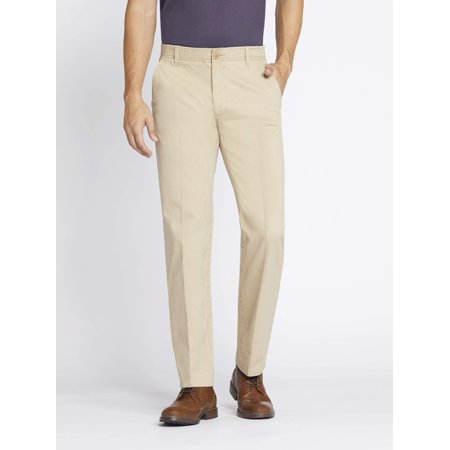 Lee Riders Mens Motion Stretch Casual Straight Leg - Lee Casual Pant