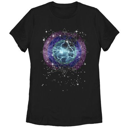 Lost Gods Astrology Chart Womens Graphic T Shirt