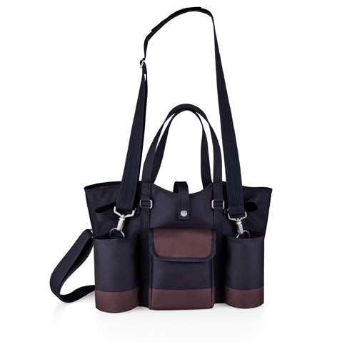 Picnic Time 4 Piece Wine Country Tote Set