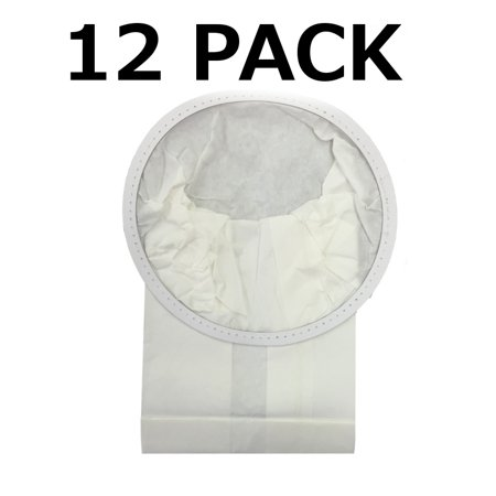 12 Bags for TriStar Tri Star Compact Vacuum