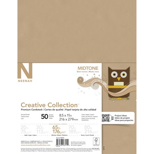 Creative Collection Kraft Cardstock