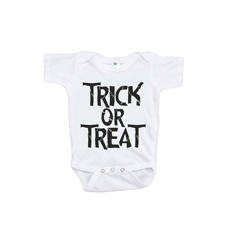 Custom Party Shop Baby's Trick or Treat Halloween Onepiece - 3-6 Month Onepiece