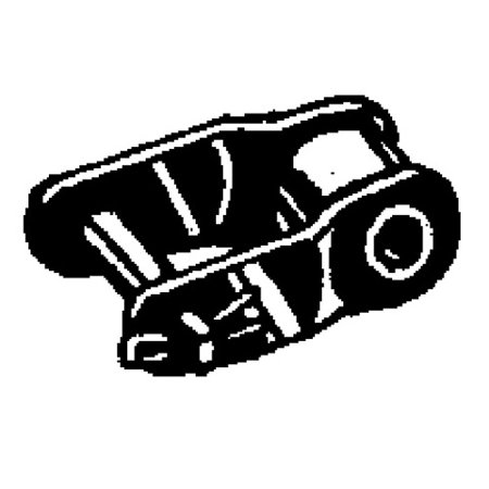 Daido THL65-OL  #43 Single Offset Link