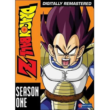 Dragon Ball Z: Season One (Blu-ray) (Widescreen)