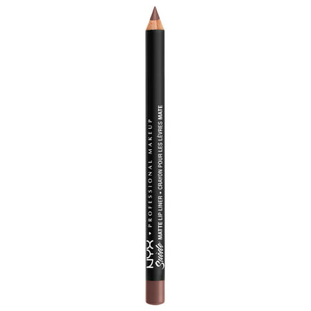 (2 Pack) NYX Professional Makeup Suede Matte Lip Liner, Los Angeles (Halloween Makeup Artists Los Angeles)