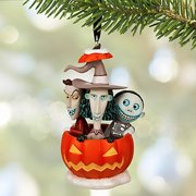 Disneys the Nightmare Before Christmas Ornament, Lock, Shock and Barrel