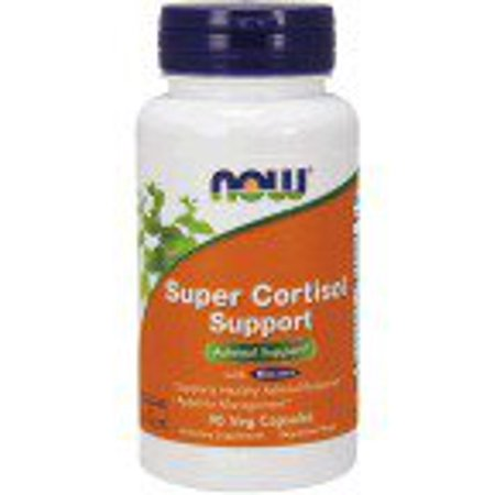 Super Cortisol Support With Relora Now Foods 90 Vcaps