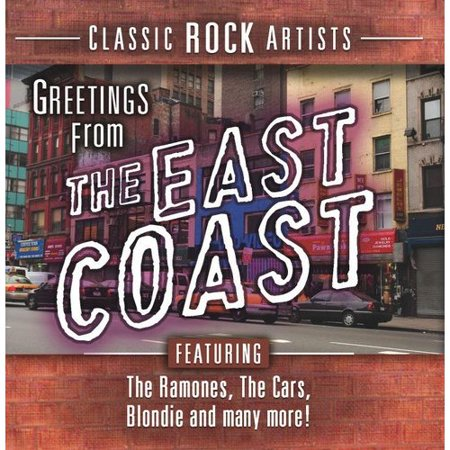 Greetings From The East Coast   Greetings From The East Coast  Cd
