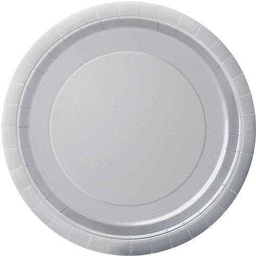 This button opens a dialog that displays additional images for this product with the option to zoom in or out.  sc 1 st  Walmart & Paper Plates 9 in Silver 16ct - Walmart.com