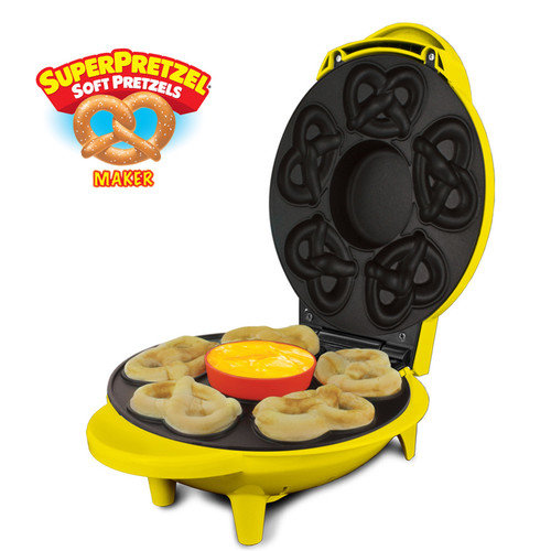 Smart Planet Super Pretzel Soft Maker