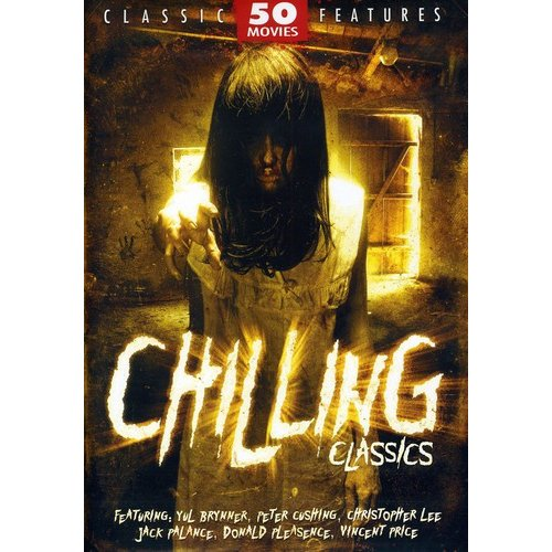 Chilling Classics: 12-Disc 50 Movie Pack