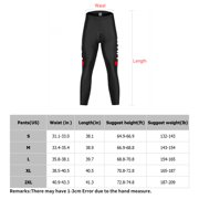 Lixada Cycling Cloth Set Men's Sports Suit Winter Autumn Long Sleeves Cycling Jersey Padded Cycling Pants Windproof Cycling Sportswear