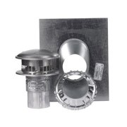 "Selkirk Corp 4"" Gas Termination Kit"