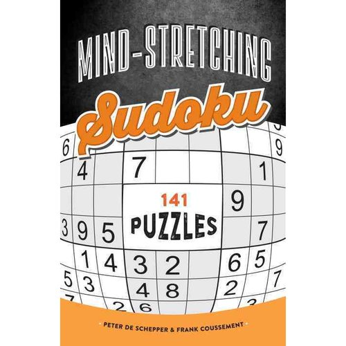 Mind-Stretching Sudoku: 141 Puzzles