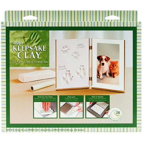 Polyform Sculpey Keepsake Clay Frame Set