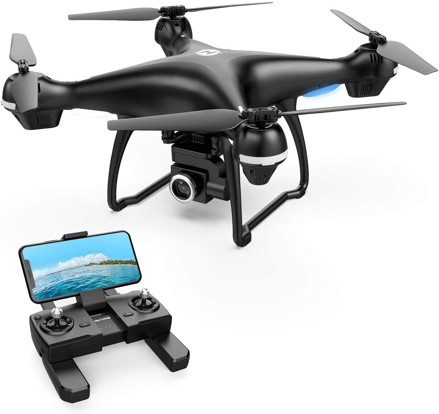 Protocol 6182-7XBH Kaptur GPS II Wi-Fi Drone CONTROLLER ONLY NEW