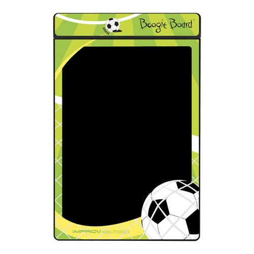 Boogie Board 8.5 Inch LCD Writing Tablet- Soccer Ball