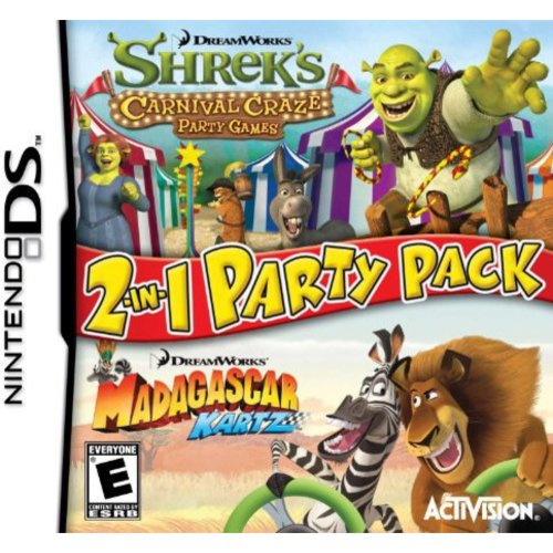 Dreamworks Party Pack (DS)