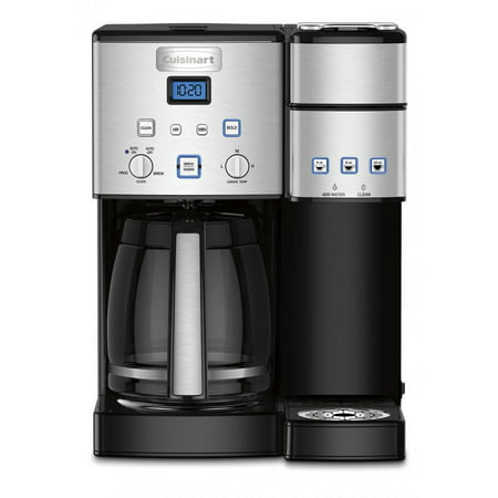 Cuisinart Coffee Makers Coffee Center™ 12 Cup Coffeemaker and Single-Serve Brewer