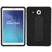 Impact Case +Rugged Silicone Case w/Stand for Galaxy Tab E 9.6 T560