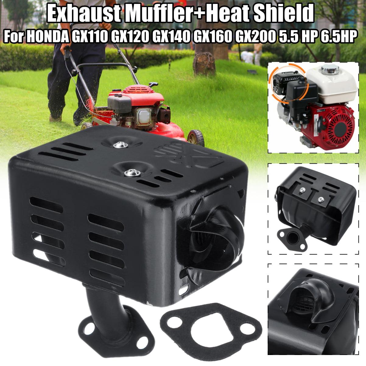POWER PRODUCTS Muffler Exhaust Gasket Fits Honda GX110 GX120 GX160 GX200 5.5HP 6.5HP Engines