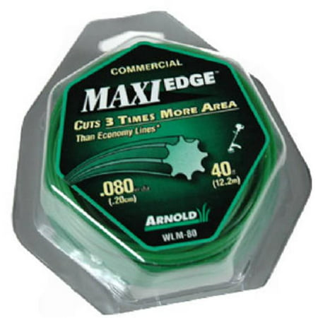 Arnold WLM-80 40 ft. x .080 in. Trimmer Line