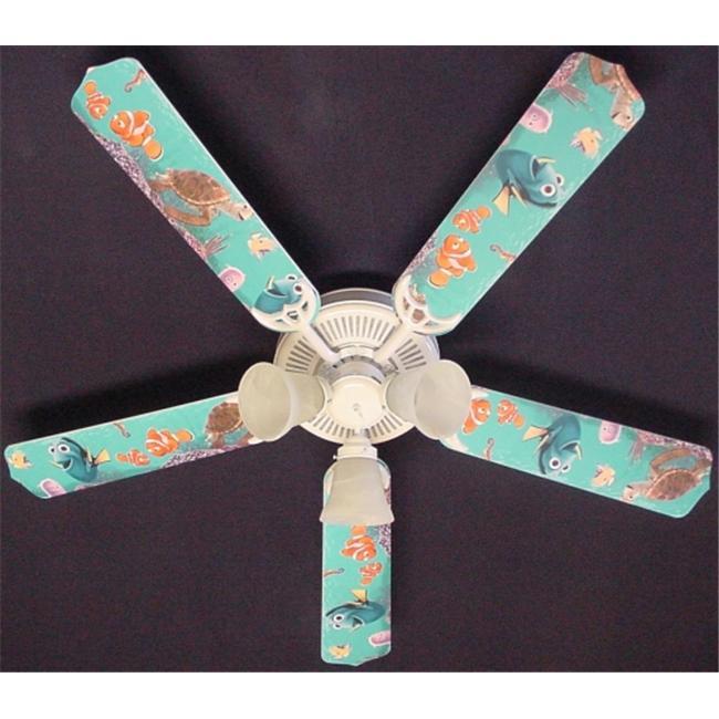 Ceiling Fan Designers 52FAN-DIS-FN Finding Nemo Ceiling Fan 52 inch