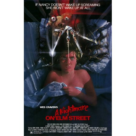 A Nightmare on Elm Street (1984) 11x17 Movie Poster (Nightmare On Elm Street Pictures)