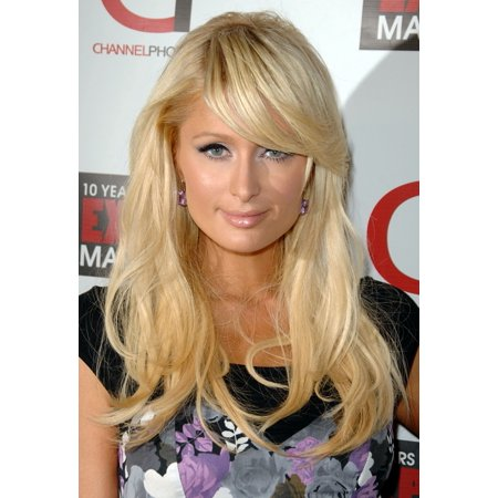 Paris Hilton In Attendance For Exposed 10 Years In Hollywood Photo Book Launch Party Lloyd WrightS Sowden House Los Angeles Ca November 9 2009 Photo By Dee CerconeEverett Collection Celebrity