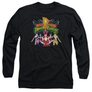 Power Rangers - Rangers Unite - Long Sleeve Shirt - Small